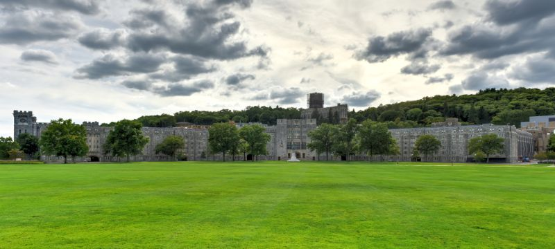 West Point Military Academy REvolutionary wary