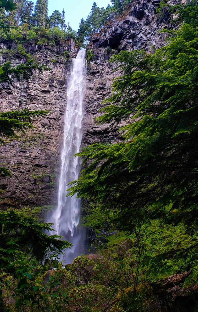 Watson Falls, Umpqua National Forest, Oregon