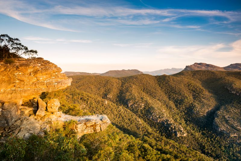 the Balconies Grampians National Park victoria
