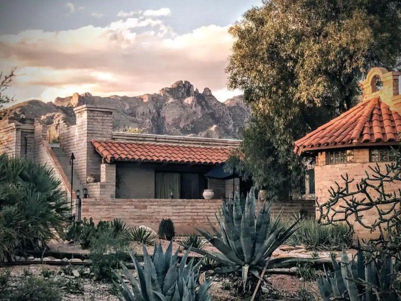 airbnb tucson catalina
