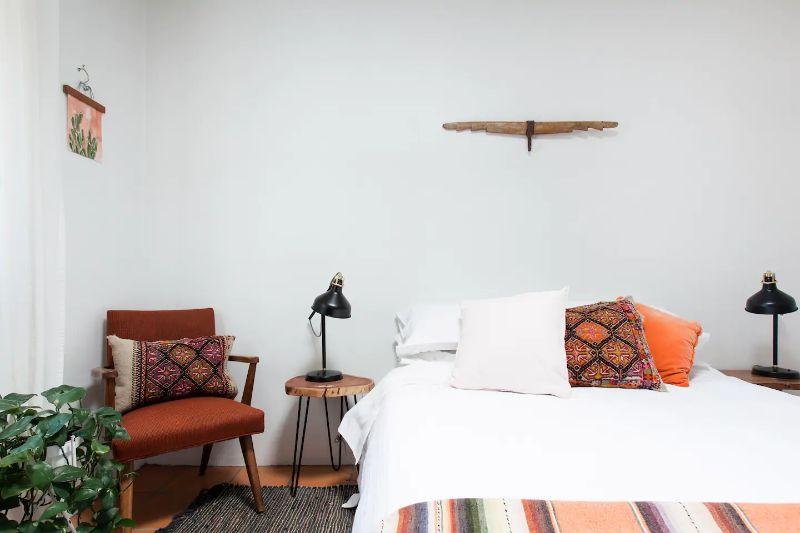 cozy home rental tucson airbnb