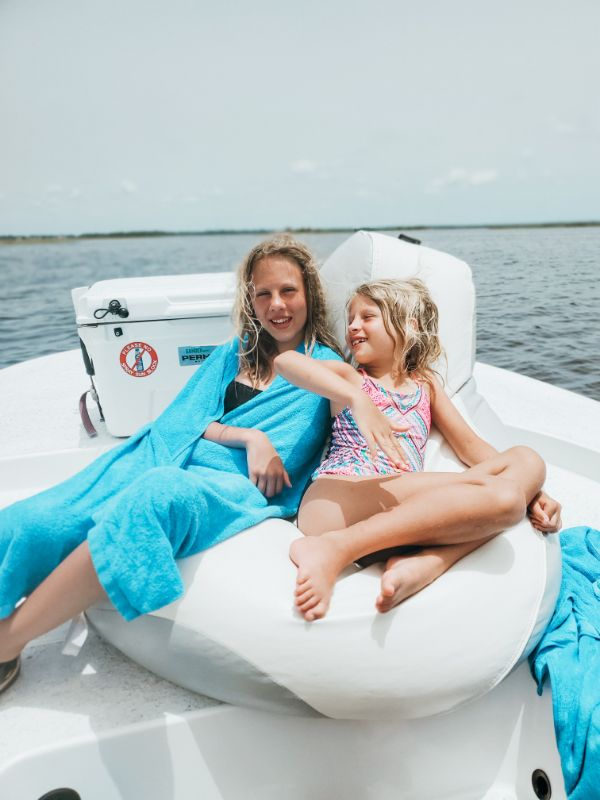 family adventures in florida scalloping