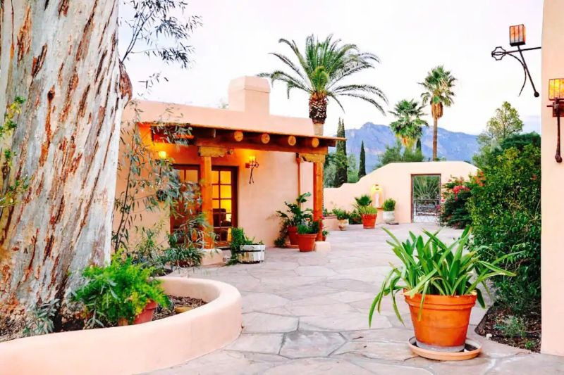 large home rent vacation tucson