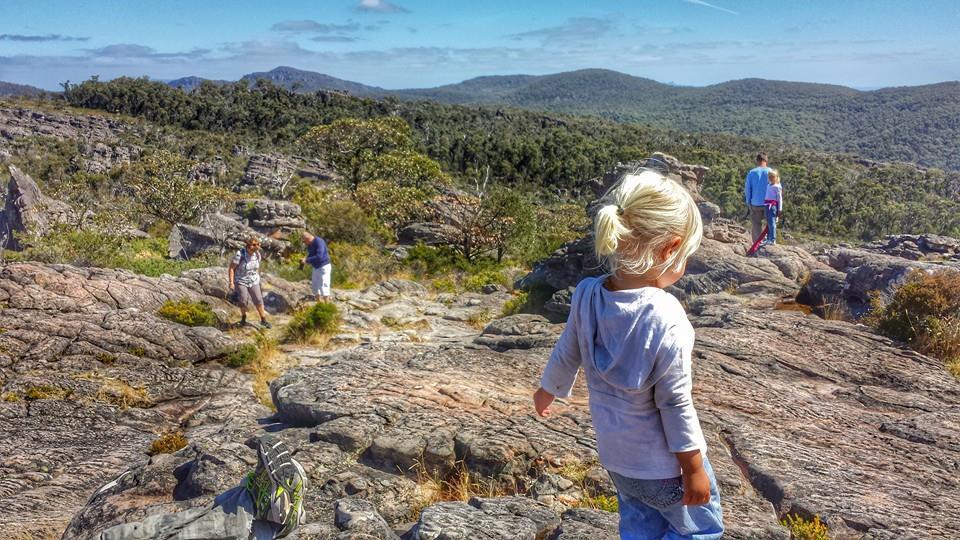 Pinnacles Hike Grampians