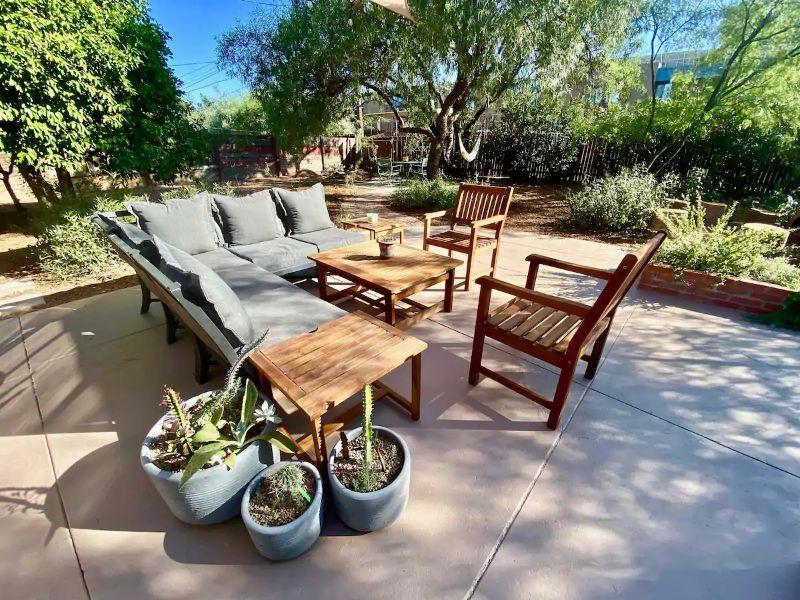 ranch home airbnb rental tucson