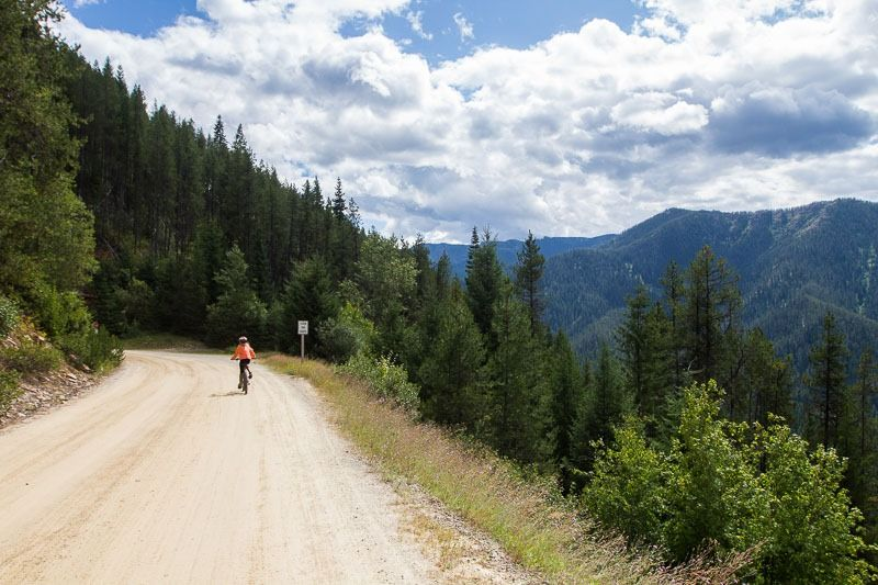 ride the route of the hiawatha