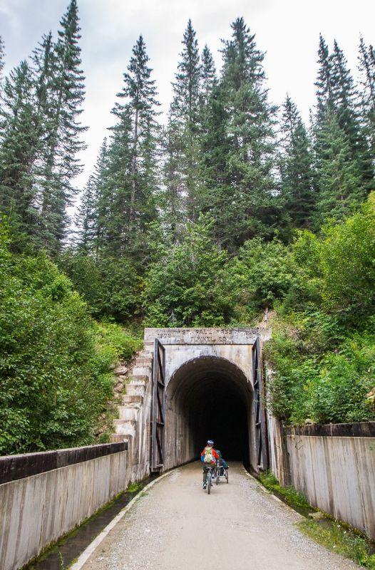 best usa rail trail with kids