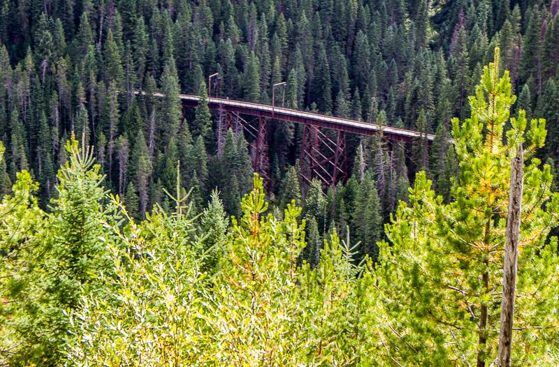 Trestle Bridges and Beautiful Views