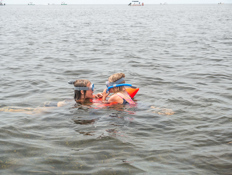 scalloping with kids florida