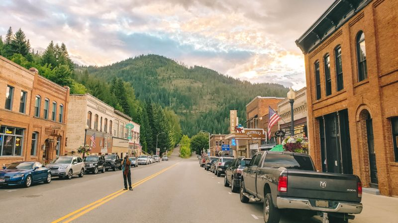 Wallace Northern Idaho