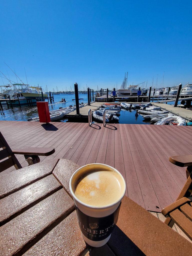 Gilbert's Coffee Bar, Stuart, Florida