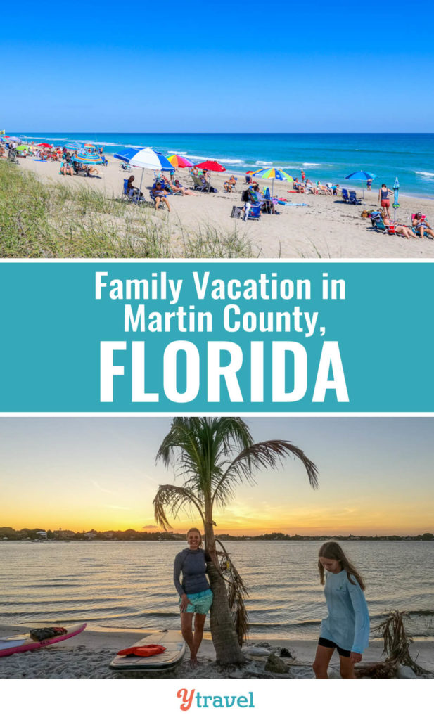 Planning to visit Florida? Consider Martin County for your next Florida vacation. From the beautiful beaches to the food, festivals, and water activities, there's plenty of things to do in Martin County Florida for everyone.