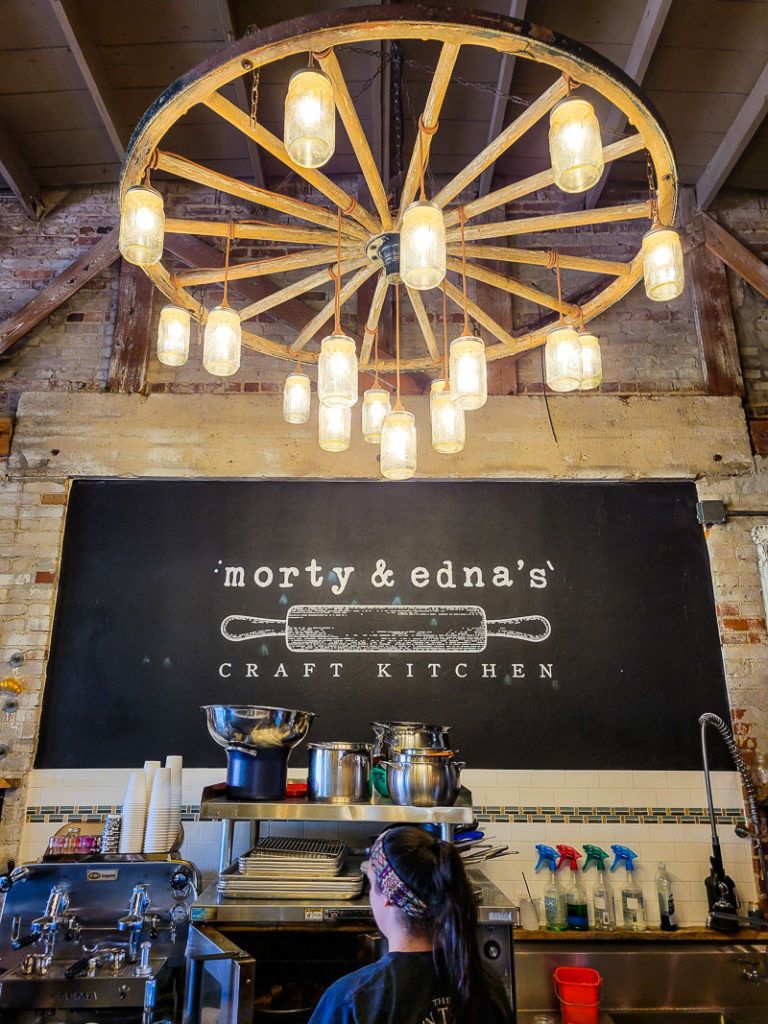 Morty and Edna's Craft Kitchen, Lake Placid, Florida