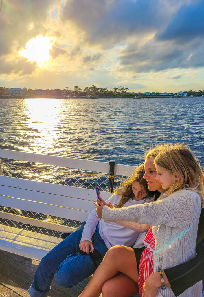 Sunset Sail on Schooner Lily, Stuart