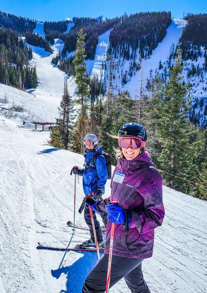 Silver Mountain Ski Resort, Idaho