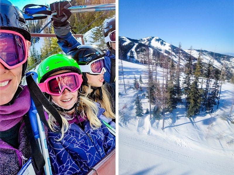 silver mountain ski resort