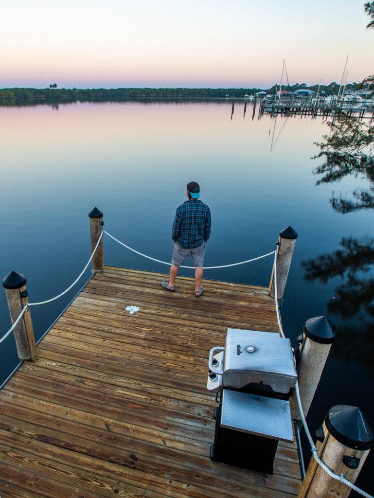Amazing houseboat accommodation in Florida