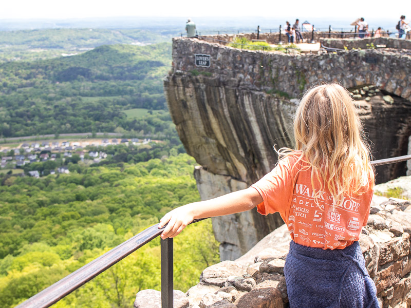 Lookout mountain Chattanooga attractions