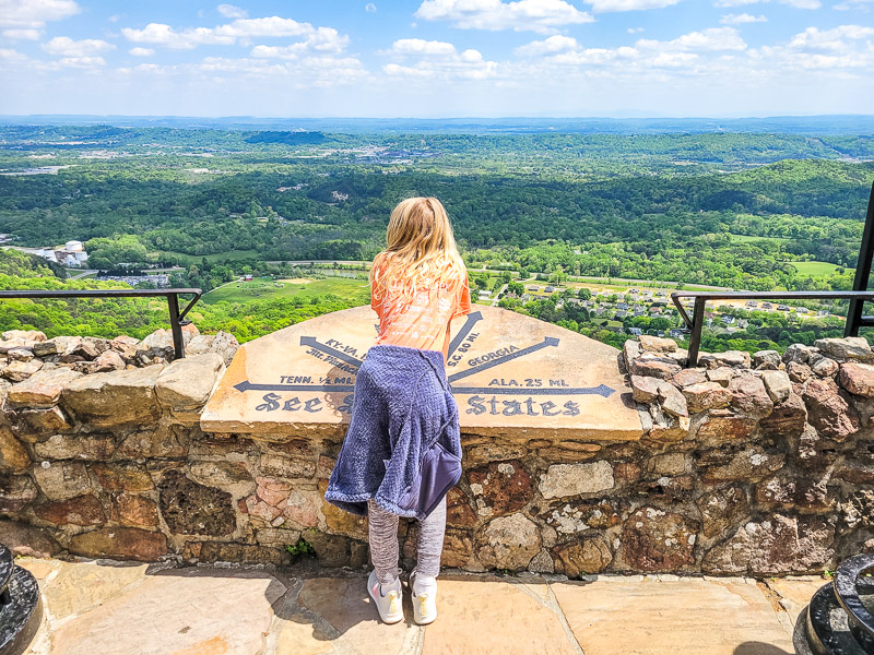 lookout  mountain attractions with kids