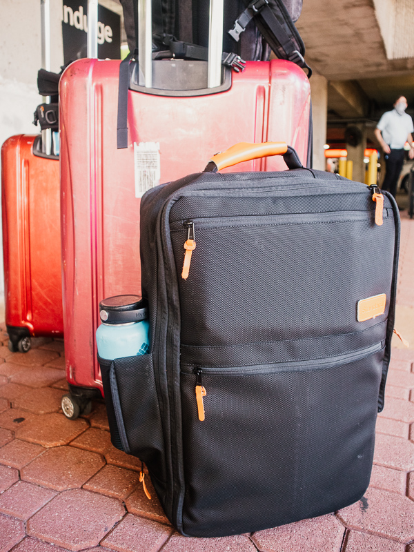 carry on backpack review