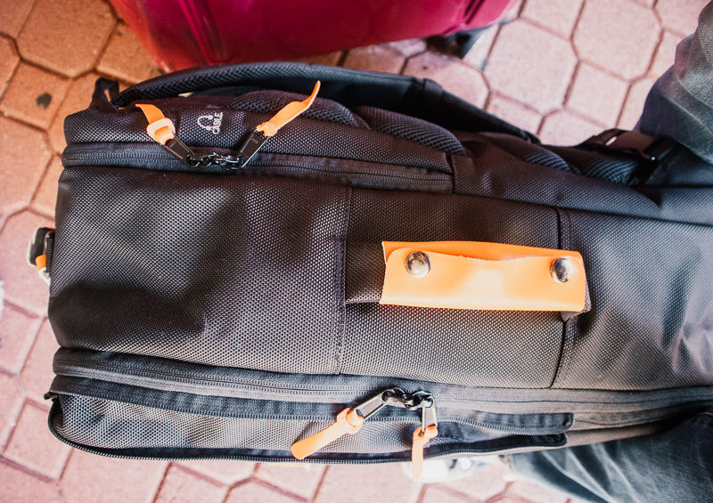3 in 1 backpack Standard luggage review