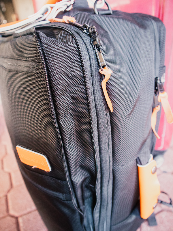 carryon backpack review