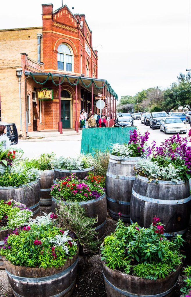 Downtown Gruene, Texas