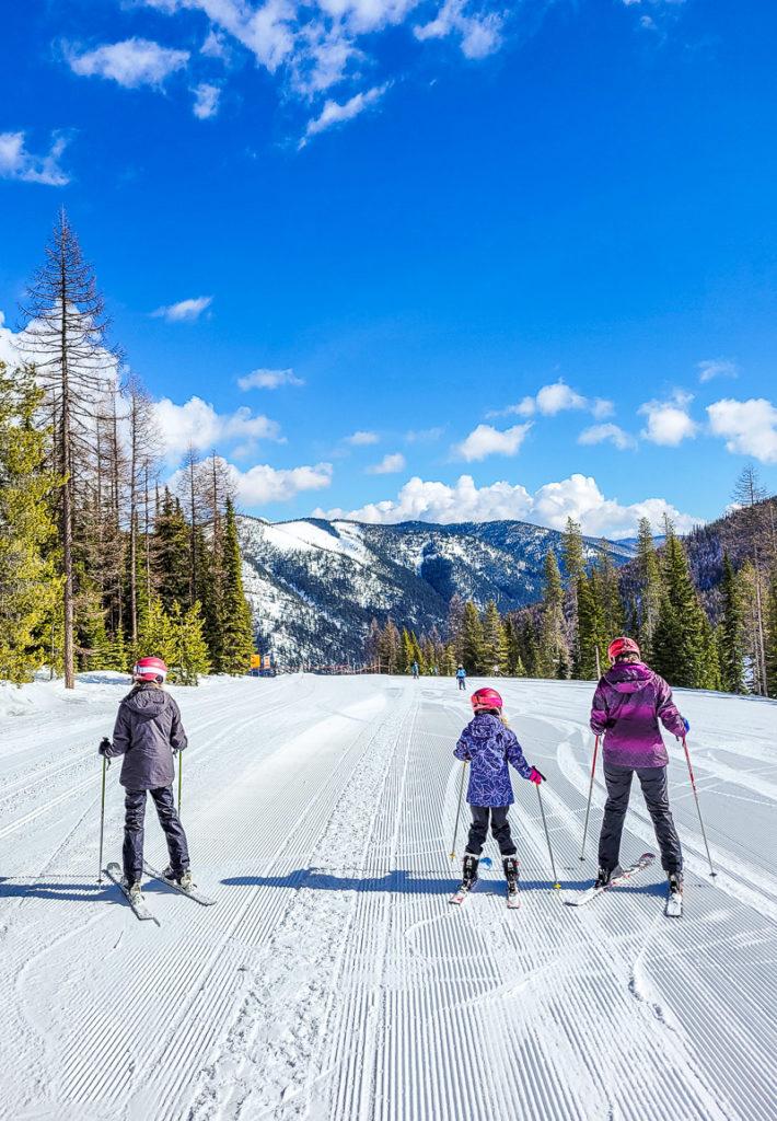 Lookout Pass Ski Resort