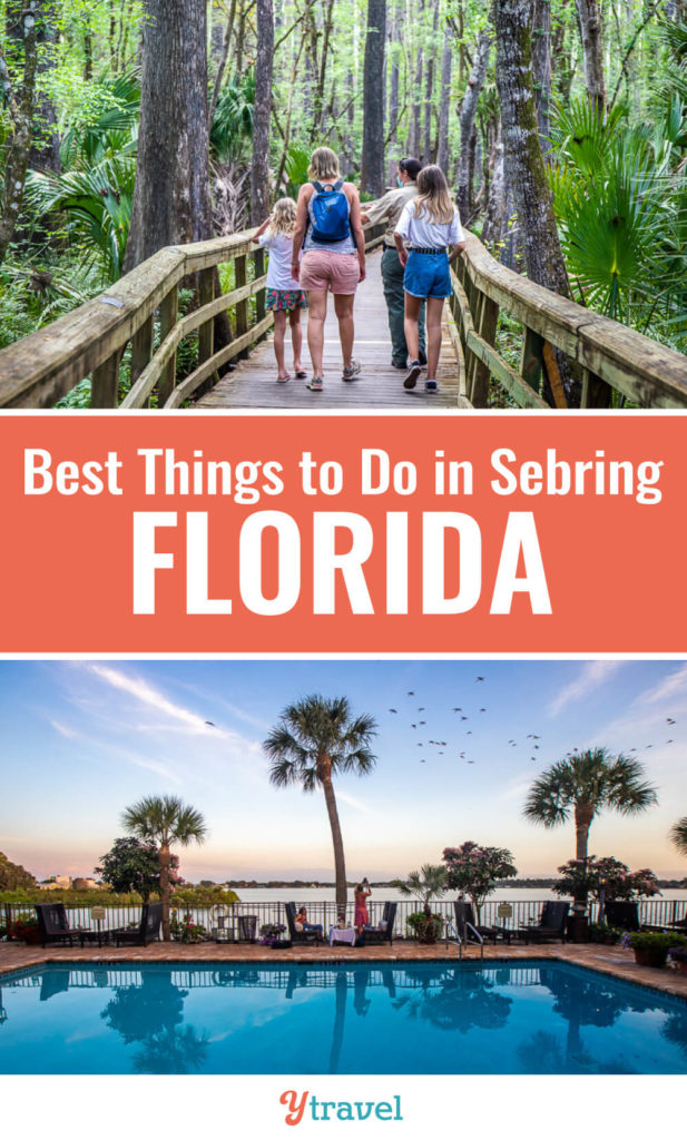 Planning to visit Florida and looking for the best things to do in Sebring Florida? Check out this list of the top Sebring attractions, plus great Sebring restaurants and where to drink and stay!