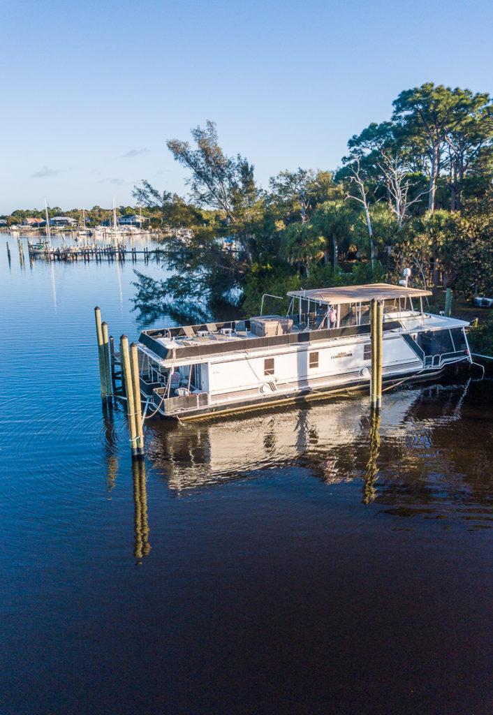 houseboat rentals fl