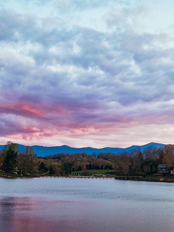 North Carolina Lake Junaluska