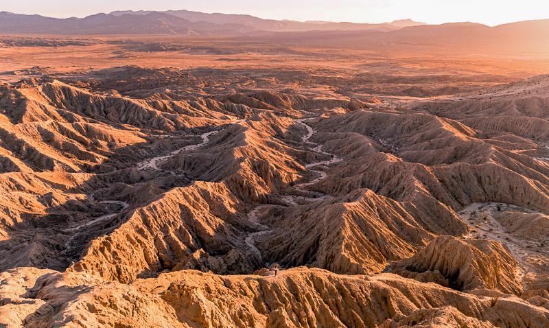 Anza-Borrego Desert State Parks, California
