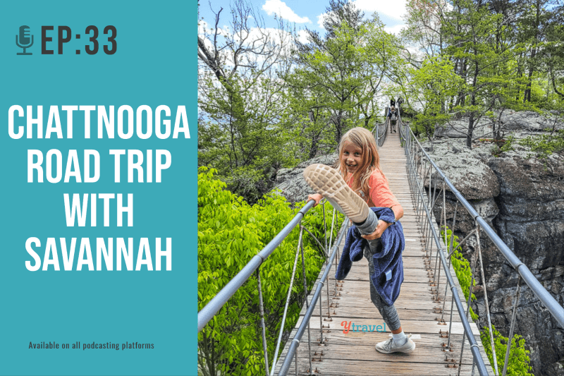 chattanooga road trip with kids