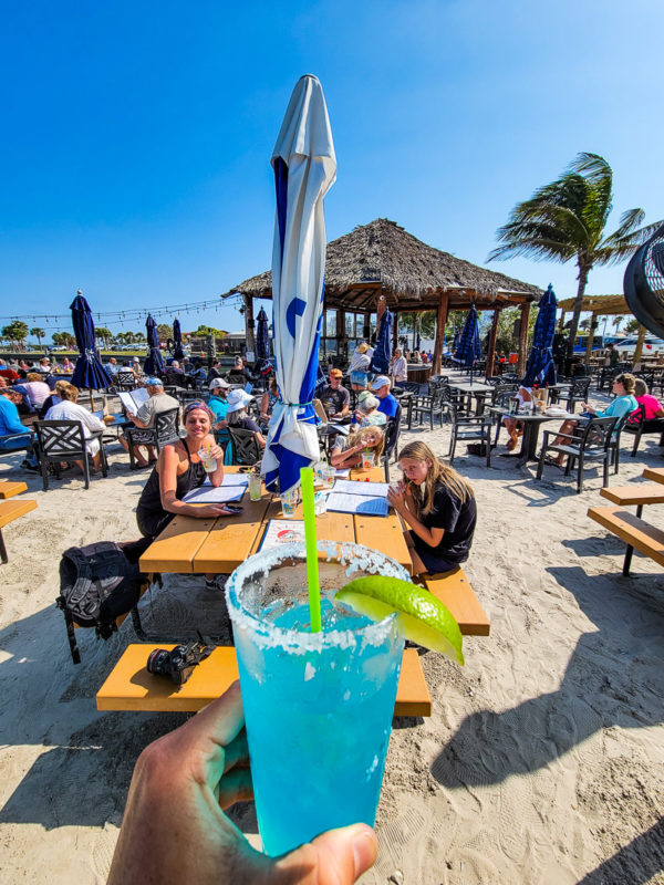 Sandbar Tiki and Grille, Manasota Key, Florida