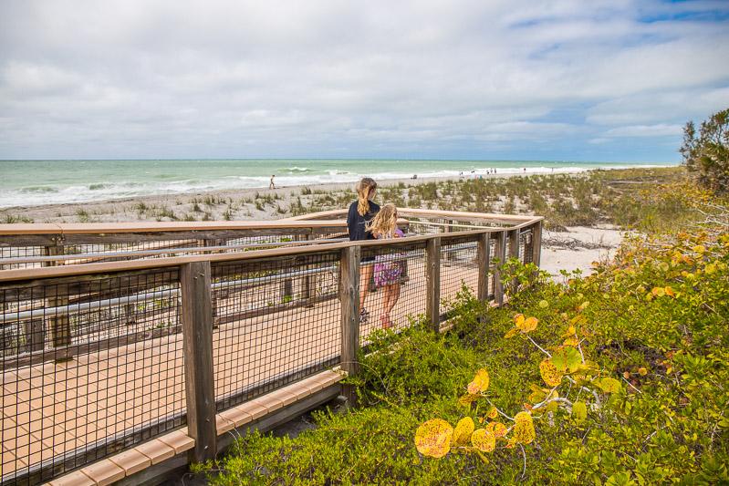 stumps pass beach state park florida