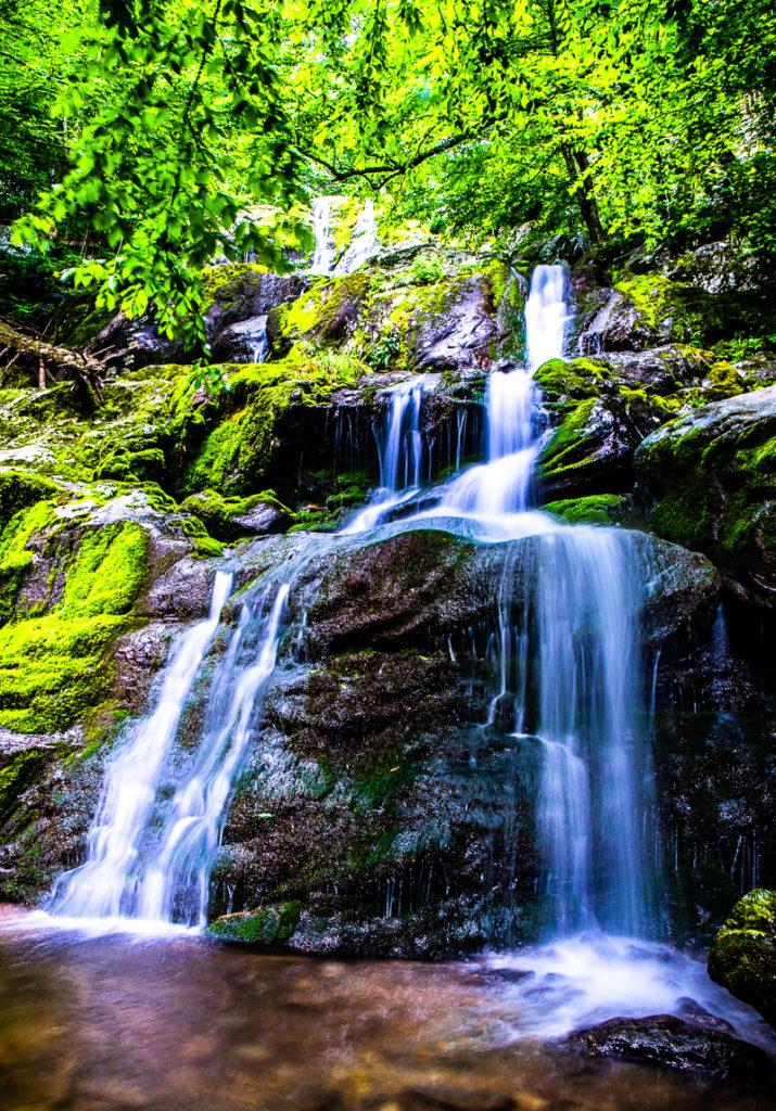 Dark Hollow Falls Trail, Shenandoah National Park