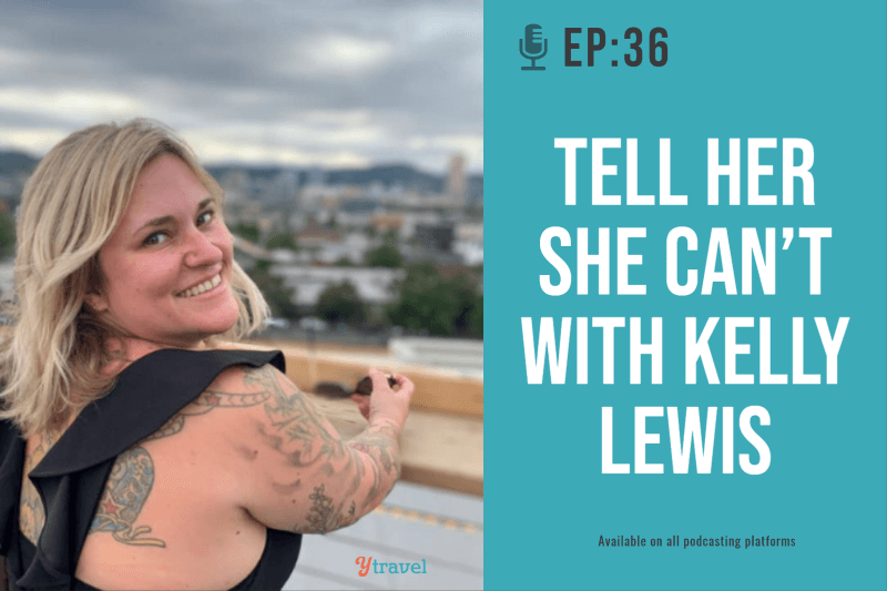 kelly lewis tell her she can't