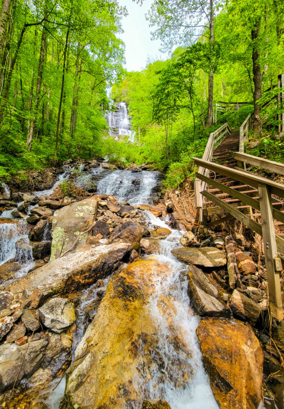Amicalola Falls, Georgia