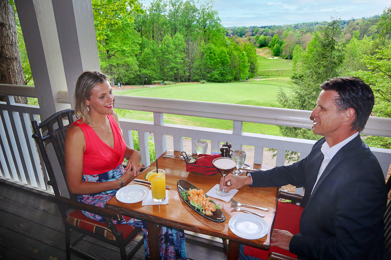 Dinner at Brasstown Valley Resort & Spa