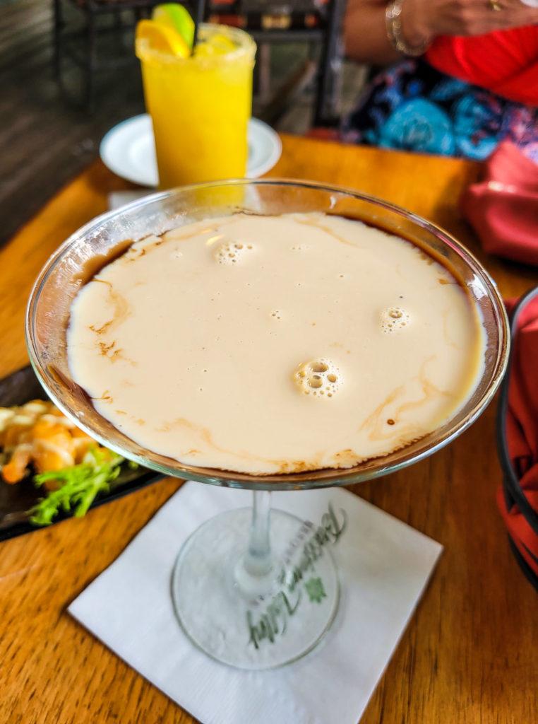Cocktail at Brasstown Valley Resort & Spa