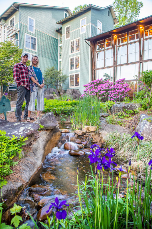 Gardens at Brasstown Valley Resort & Spa