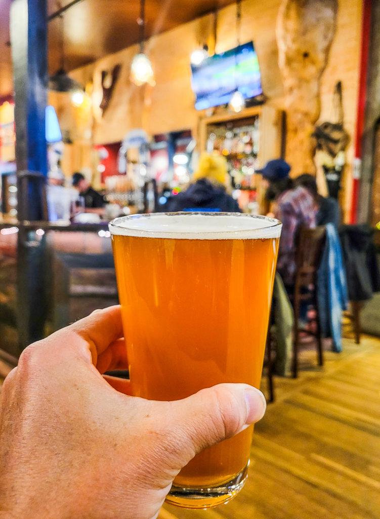 City Limits Pub & Grill, Wallace, Idaho