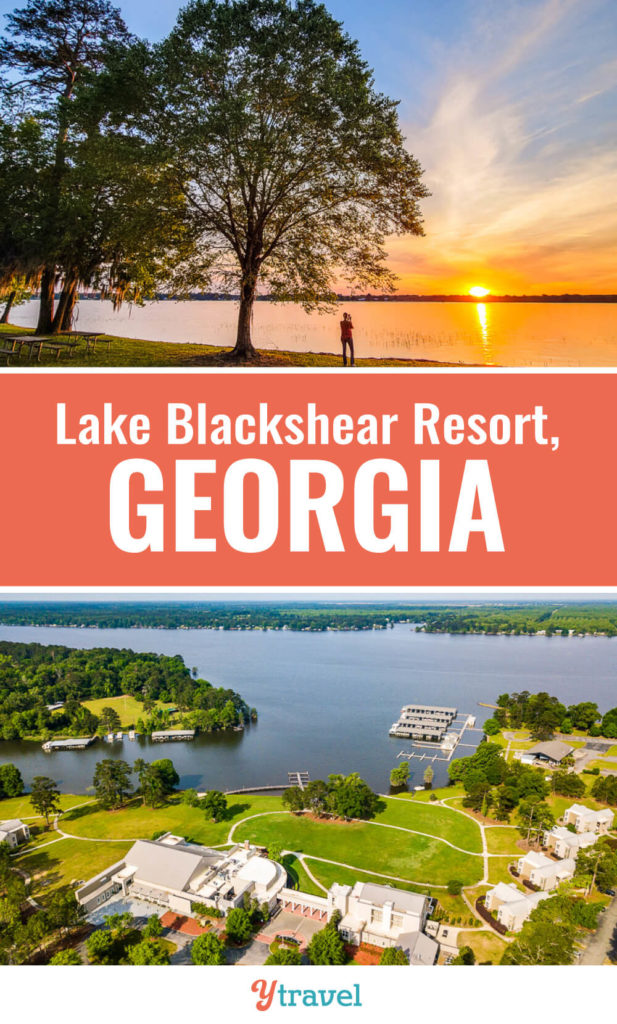 Looking for lake resorts in Georgia? Escape to Lake Blackshear Resort & Golf Club for the perfect getaway for all family members. Discover relaxation and tons of family acitivities. Put this lake and resort on your Georgia travel bucket list.