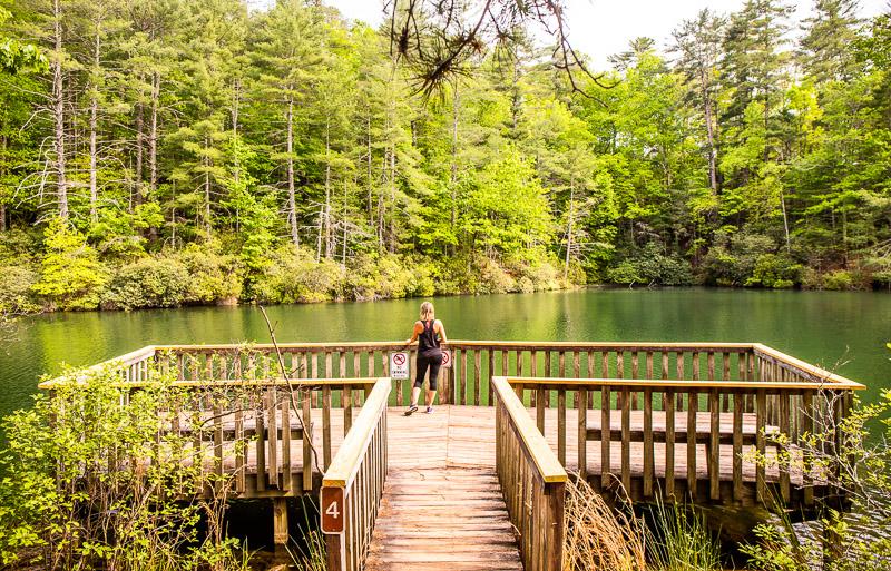 Unicoi Lake, Georgia