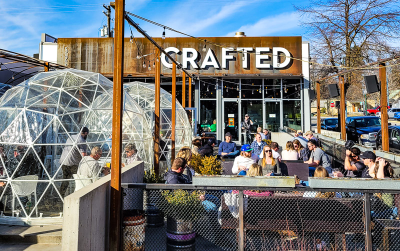Crafted Tap House + Kitchen, Coeur d'Alene