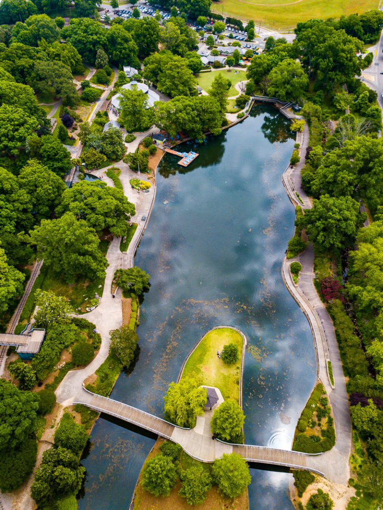 Pullen Park, Raleigh
