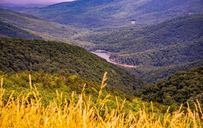Moormans River Overlook