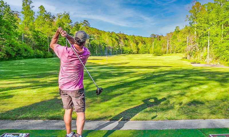Brasstown Valley Golf Course