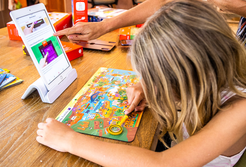 Just one of the fun OSMO games