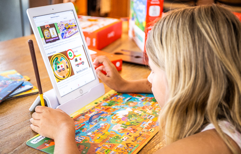 osmo at home learning